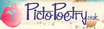 Pictopoetry Banner from the web site.